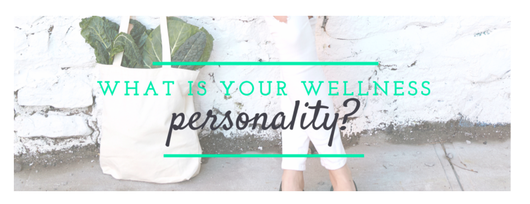 What's your wellness personality fitness quiz