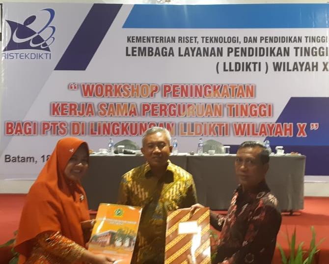 Workshop Peningkatan Kerjasama Perguruan Tinggi