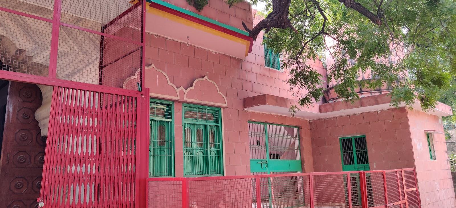 Neeb Karori Baba Temple,Akabarpur Birth place of Baba Neeb Karori