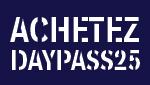 Daypass 25 - Botanique