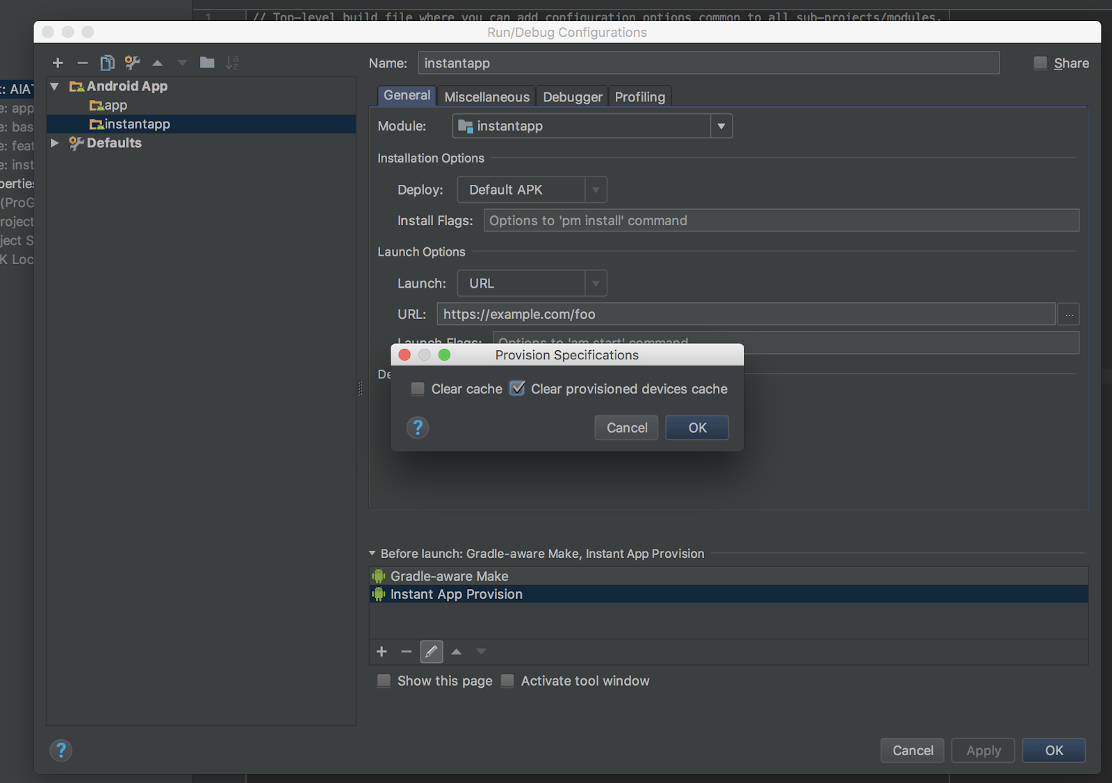 Android Studio Release Updates: Android Studio 3 0 Canary 5