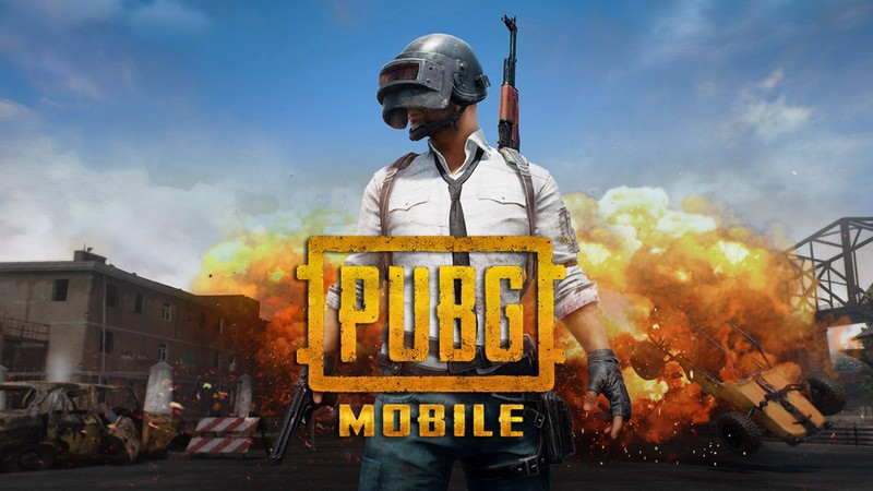 Online Mobile Games - Pubg Mobile