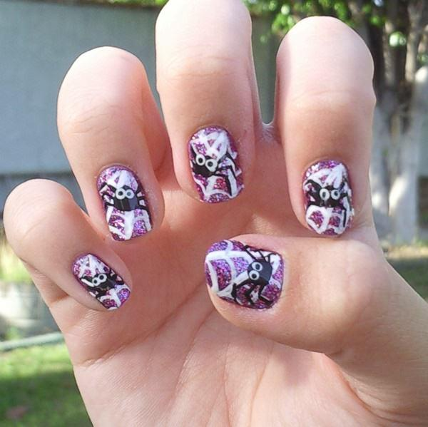 cute nail designs creem (58)