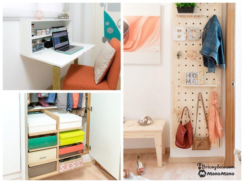 muebles que puedes hacer tú mismo para ordenar tu casa