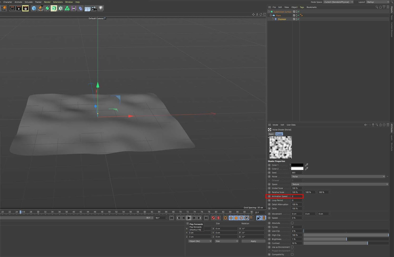 How to Make Water in Cinema 4D