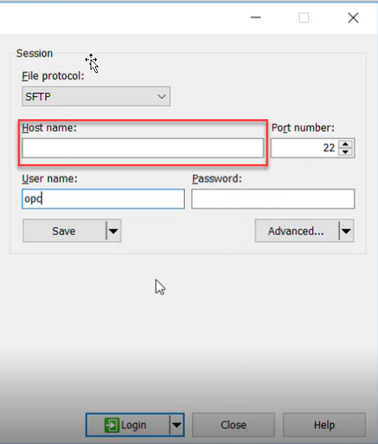How to connect to the database using OIC - blog