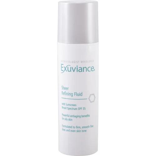 Exuviance Sheer Refining Fluid Ansiktskräm bäst i test