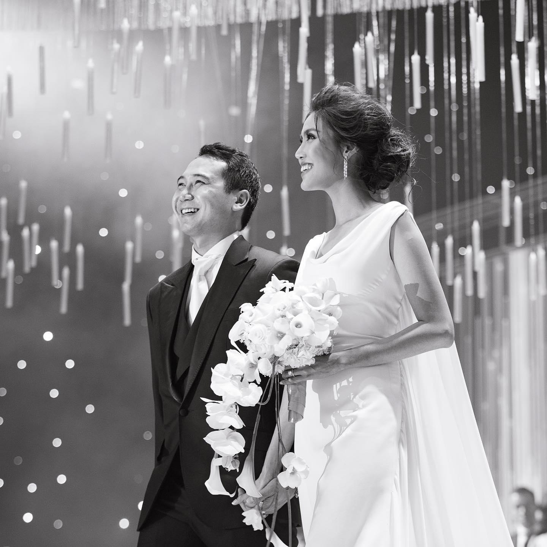 Kỷ niệm 2 năm ngày cưới ông xã Lan Khuê dành những lời ngọt ngào cho vợ - ảnh 2