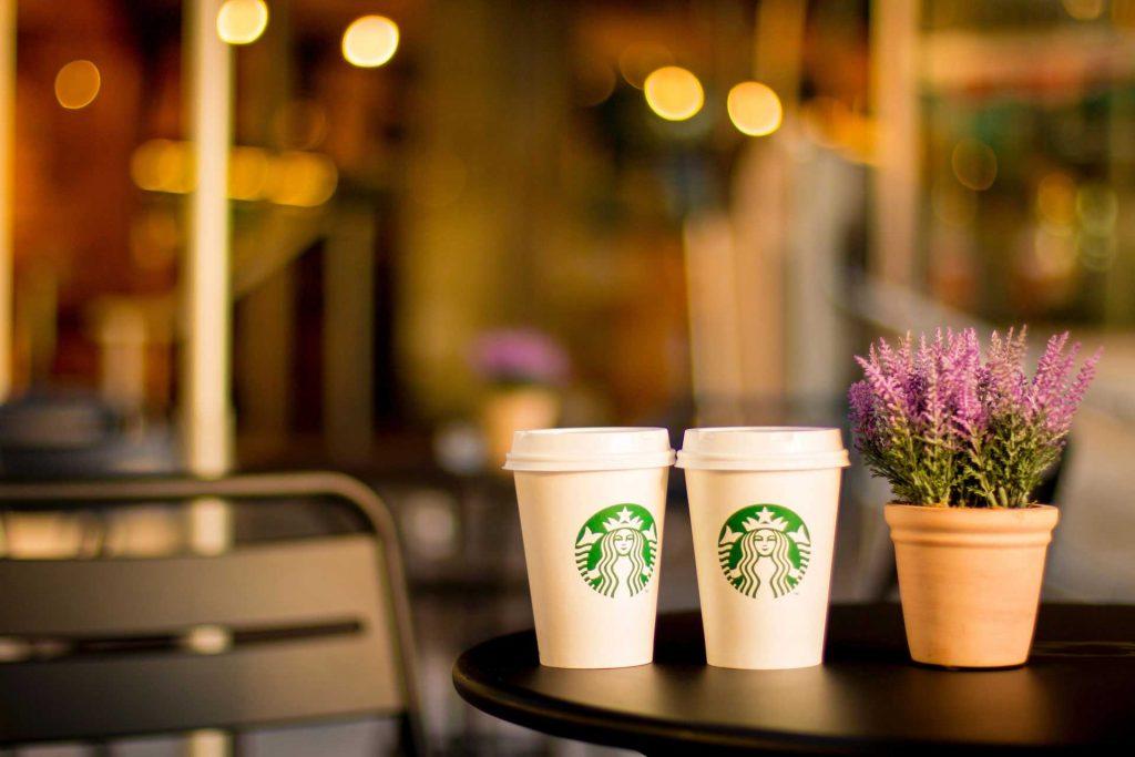 Starbuck packaging