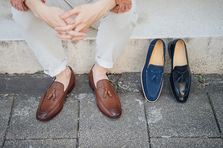男穿搭推薦 男鞋子推薦 男樂福鞋