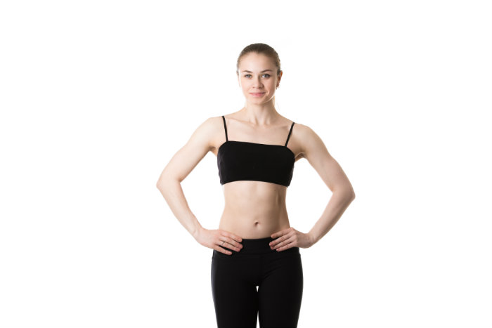 A nivel estético la grasa localizada en brazos abdomen y piernas es eliminada de forma rápida con la fosfatidilcolina.