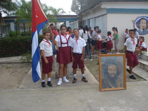 Un evento para que siempre viva la historia local y nacional en Guáimaro