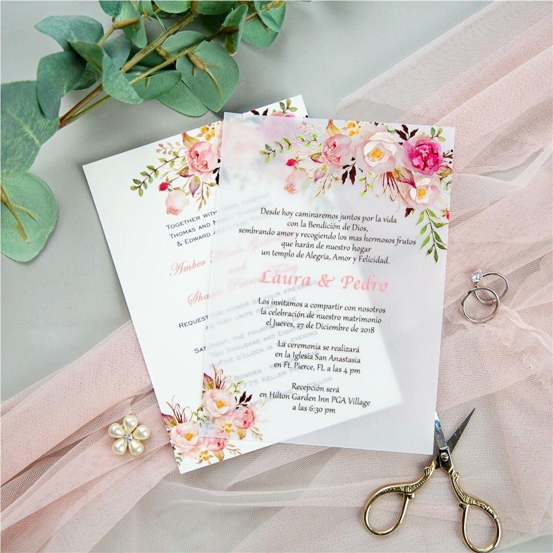 Esa Wedding 5 unique wedding invitations ideas to wow your guest! -