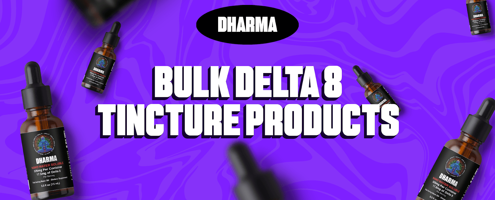 Bulk Delta 8 Tinctures