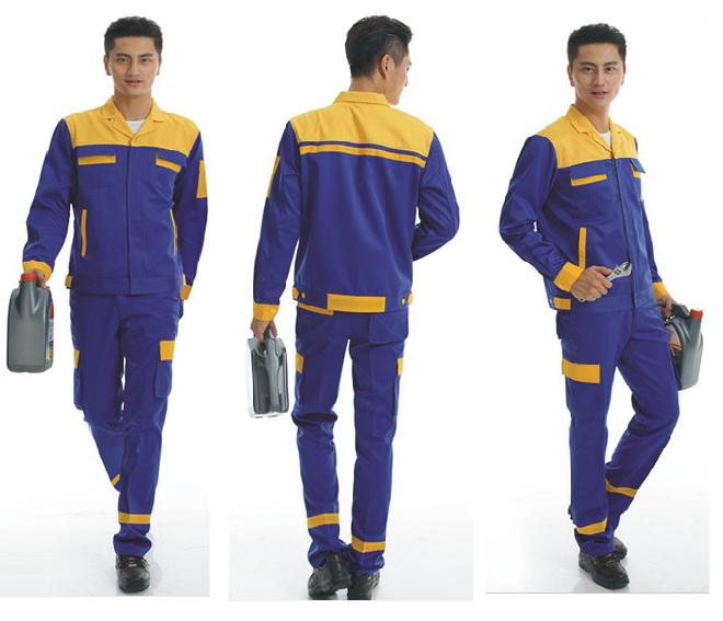 Quần áo bảo hộ lao động giúp người lao động bảo vệ sức khỏe của mình hơn