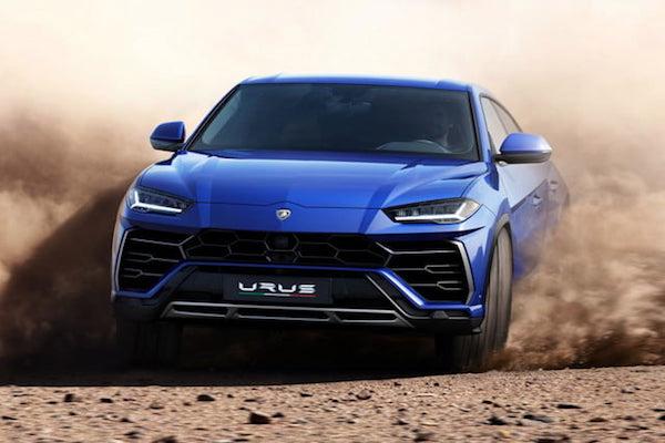 Lamborghini Urus 2018 กับเป้าหมายที่จะให้เป็นรถที่ใช้งานได้ทุกวันของ Lamborghini