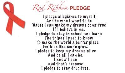 Red Ribbon Week - Smith Elementary PTA