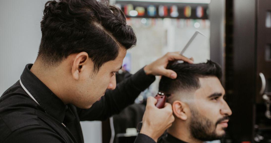 Haircut service