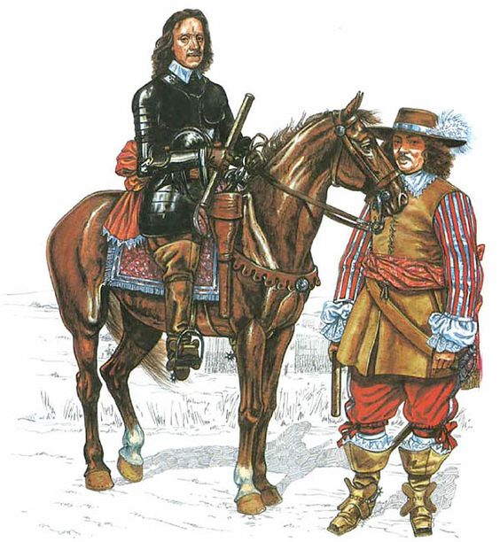 Oliver Cromwell, General of Horse and Parliamentary General