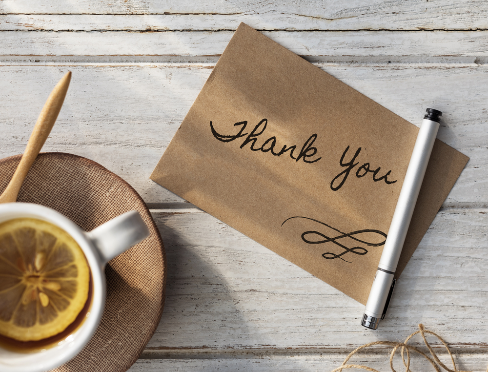 Creative Ways to Show Gratitude to Colleagues, Clients and Your Network
