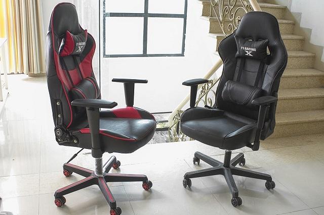 Chọn ghế gaming có chất liệu cao cấp
