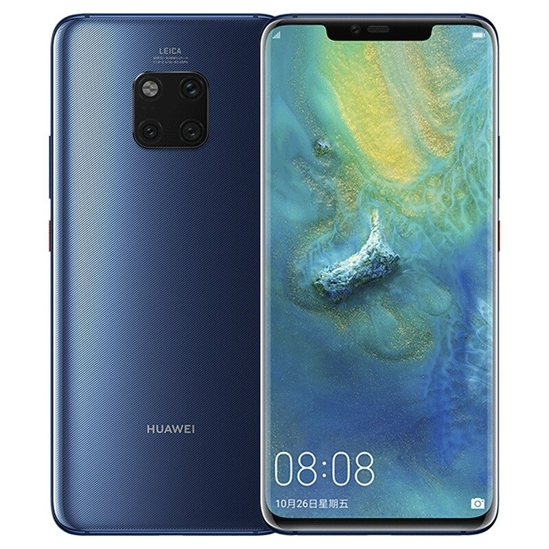 Huawei Mate 20Pro- Water-resistant smartphone