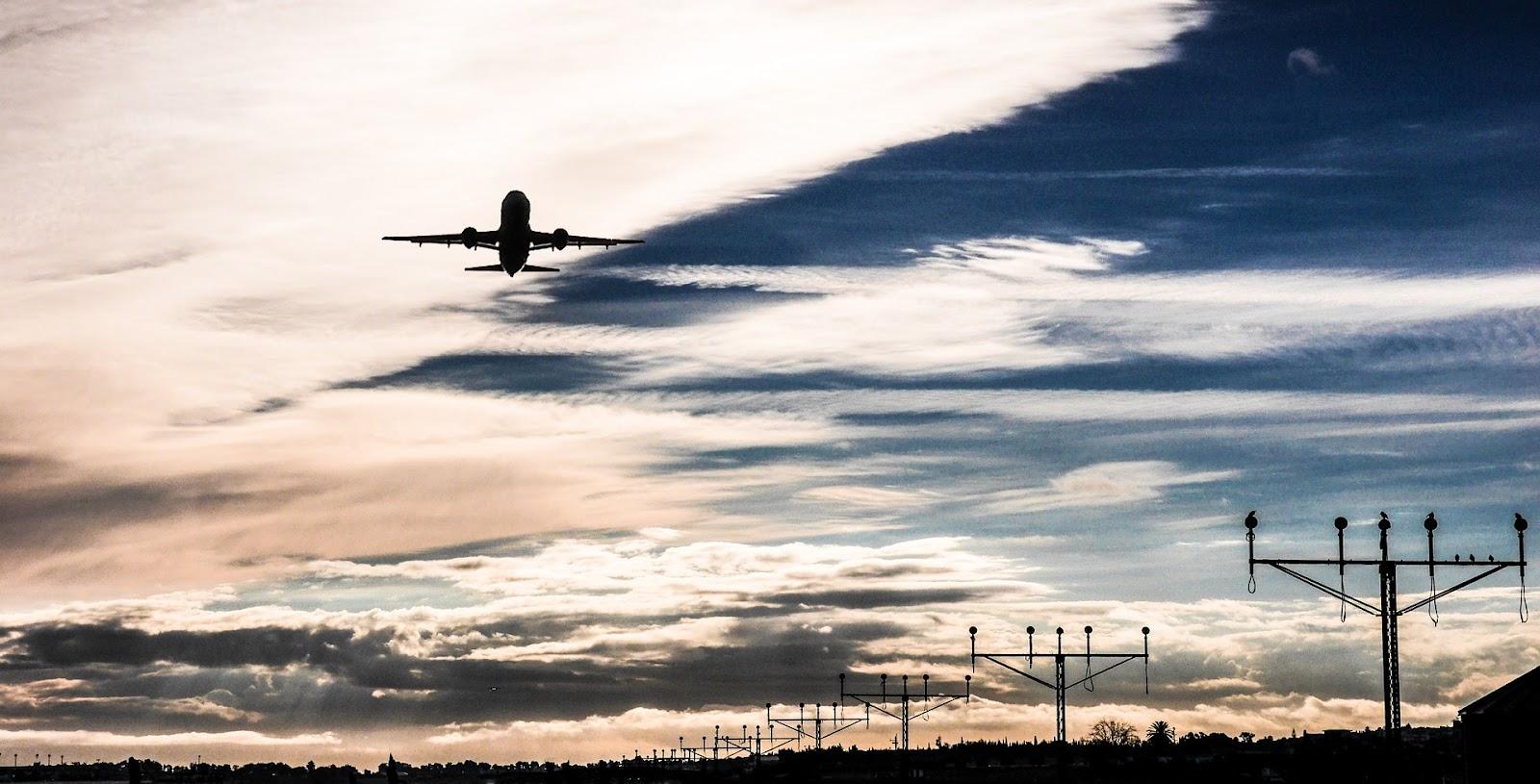 cómo llegar al aeropuerto de Málaga
