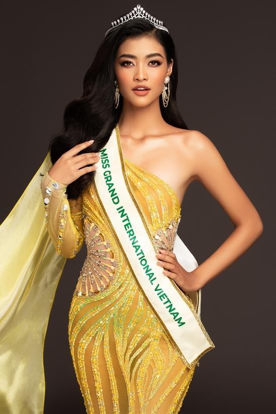 Hành trình Kiều Loan vào top 10 Hoa hậu Hòa bình Quốc tế - VnExpress Giải  trí