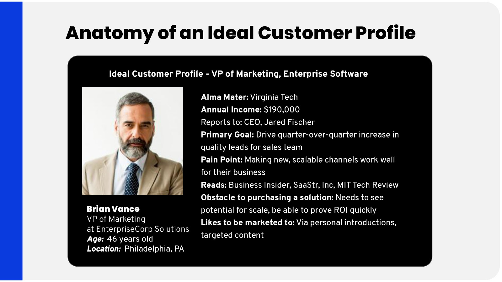 , How to Create an Ideal Customer Profile?