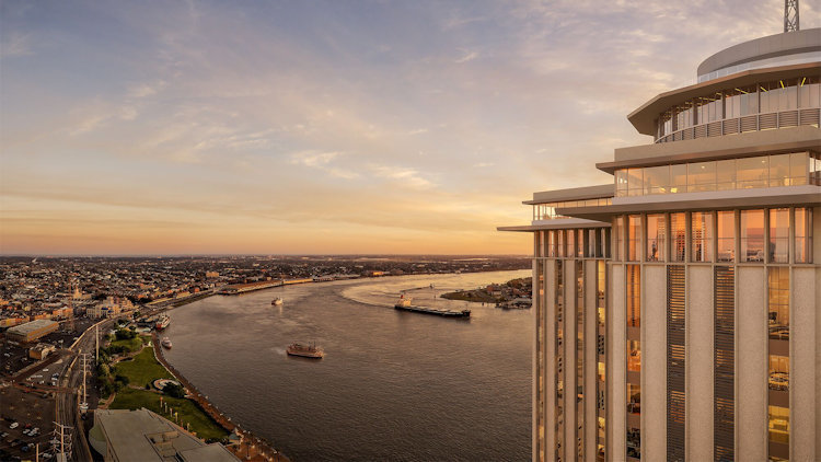 Four Seasons Hotel & Private Residences to Open in New Orleans & Fort Lauderdale