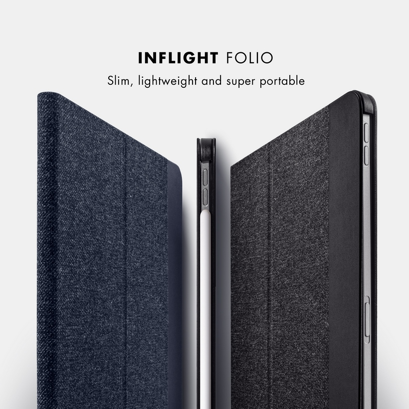 IN-FLIGHT Folio For iPad