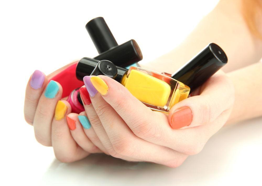 купить лак для ногтей