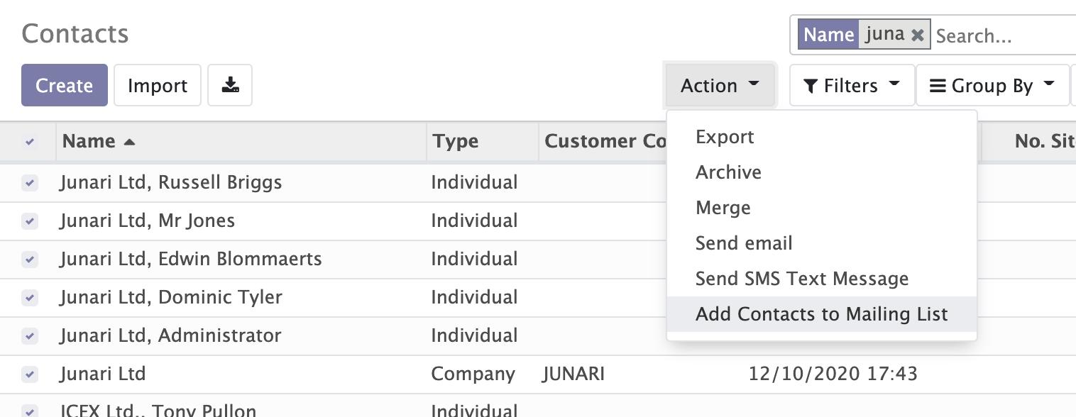 Junari CRM Software Developers