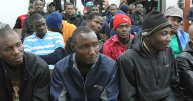 Chile prohibe entrada de 239 haitianos por dar información falsa en aeropuerto