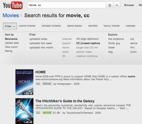 Official YouTube Blog: Captions for all: more options for your