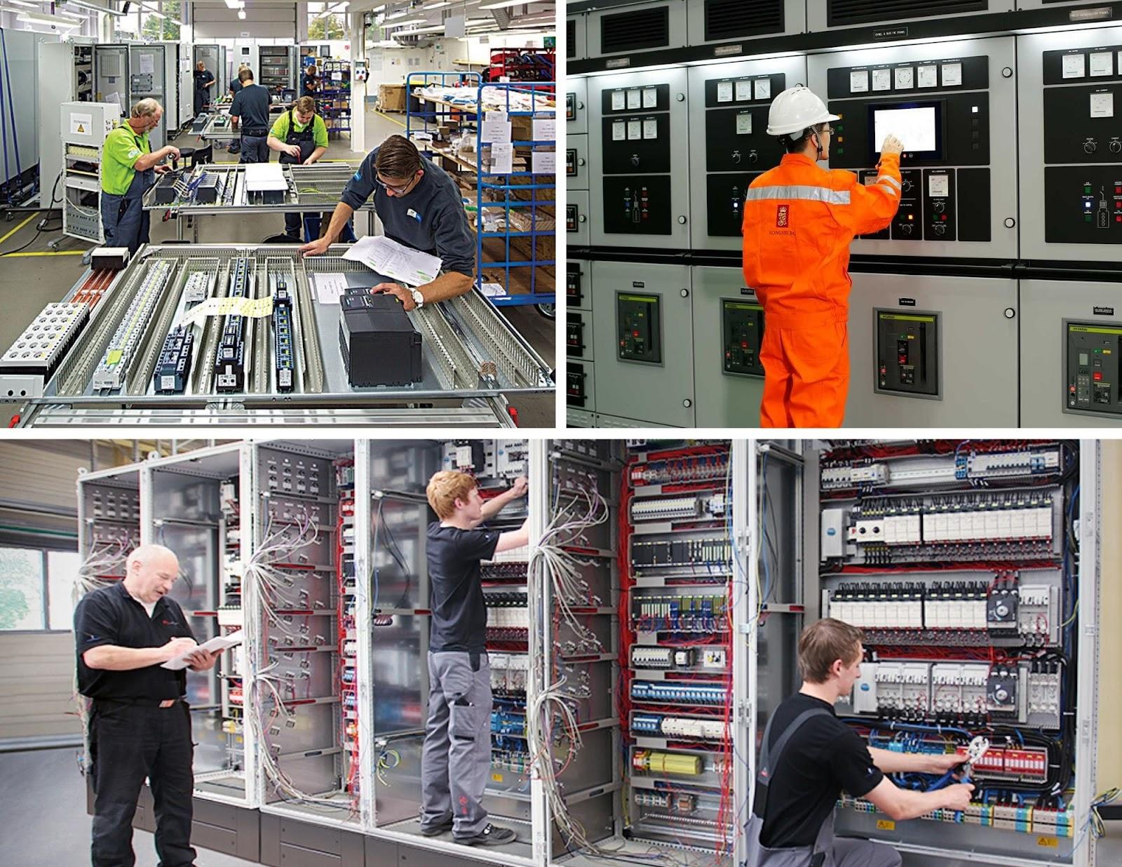Tủ điện ATS có chức năng gì?