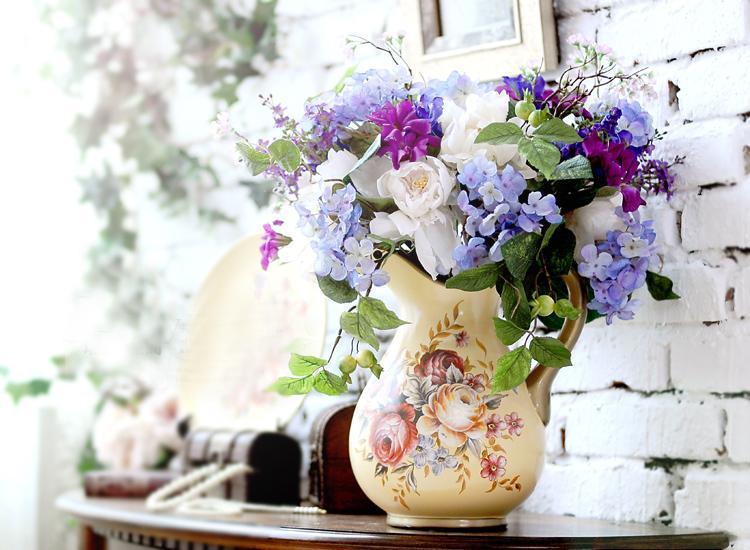 Kết quả hình ảnh cho hoa dùng để trang trí nhà cửa