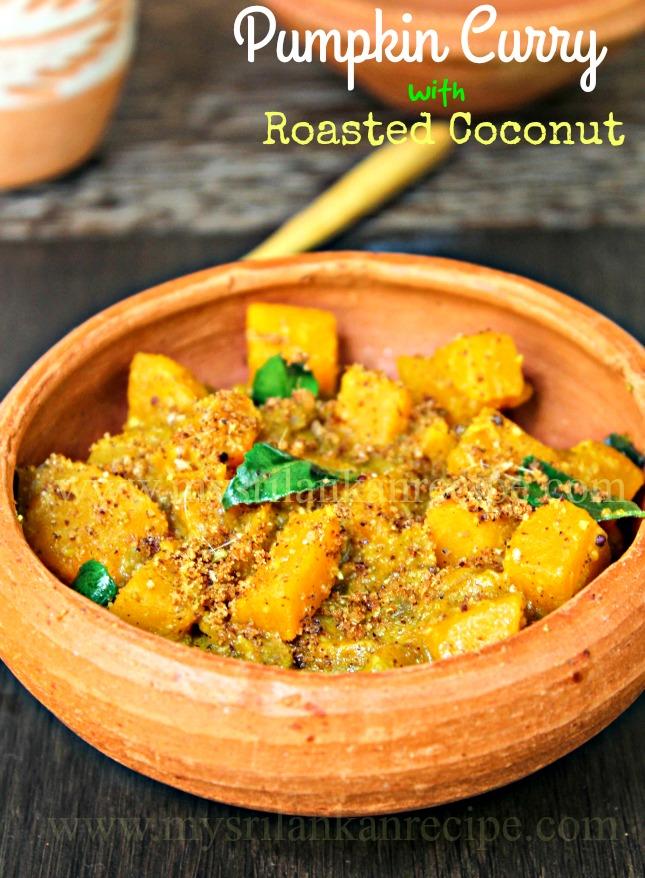 Curry Recipe from My Sri Lankan Recipe