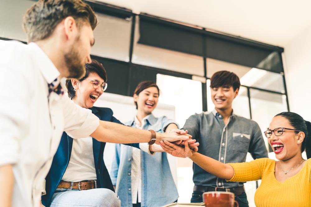 Menyamakan visi dengan co-founder / tim startup