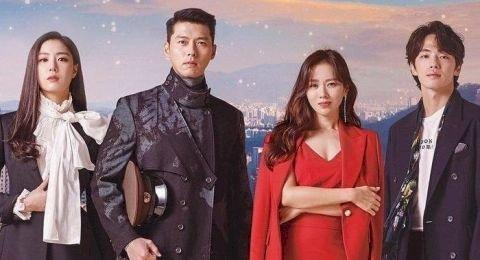 jaket kulit artis korea