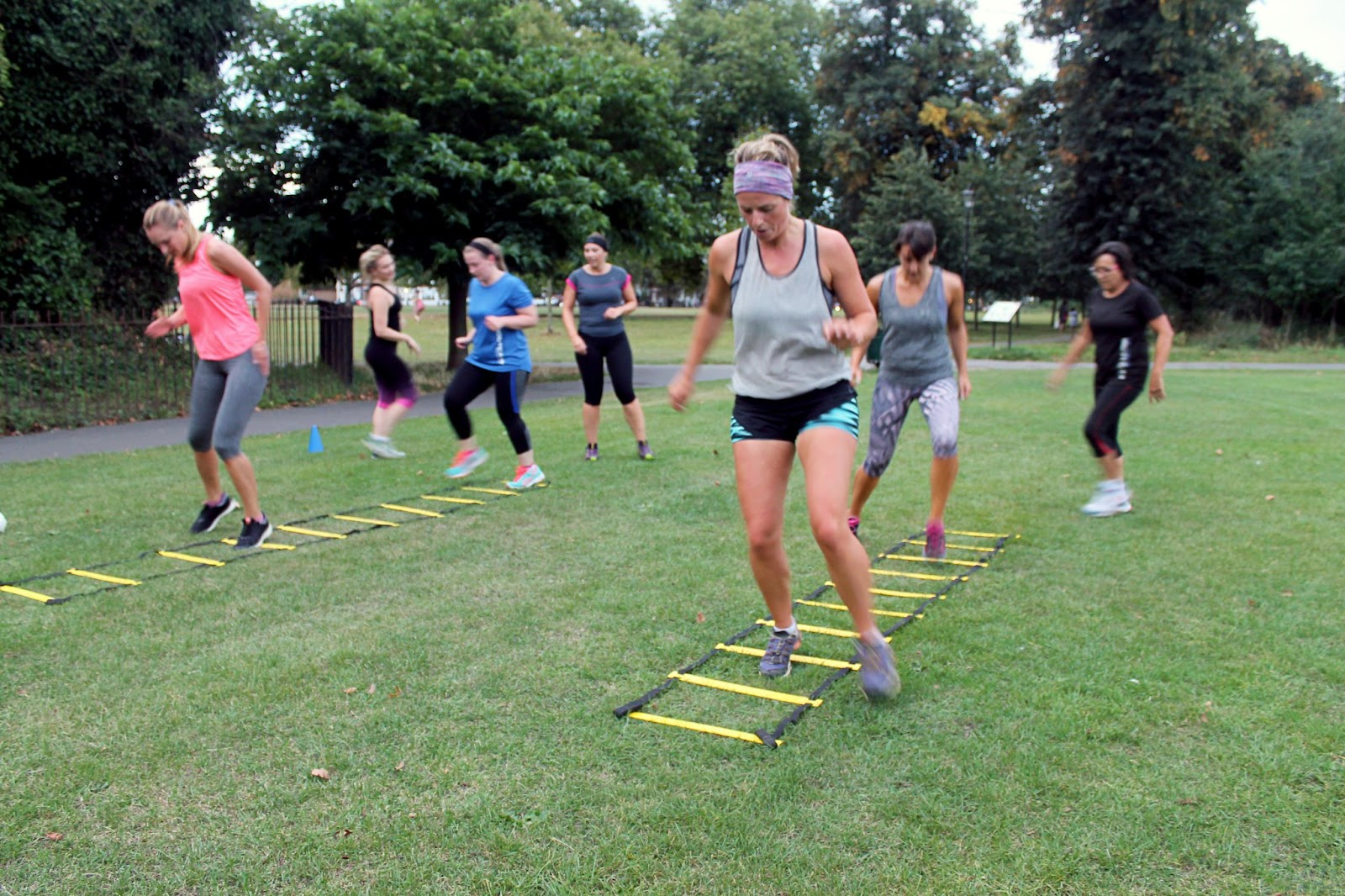 Lean Body Bootcamp | GoSweat | The 7 Best Clapham Boot Camps