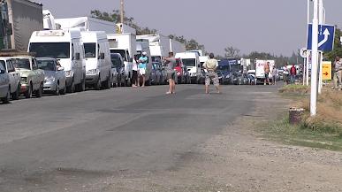 Украинские пограничники на Чонгаре готовятся  к всевозможным провокациям «соседей»