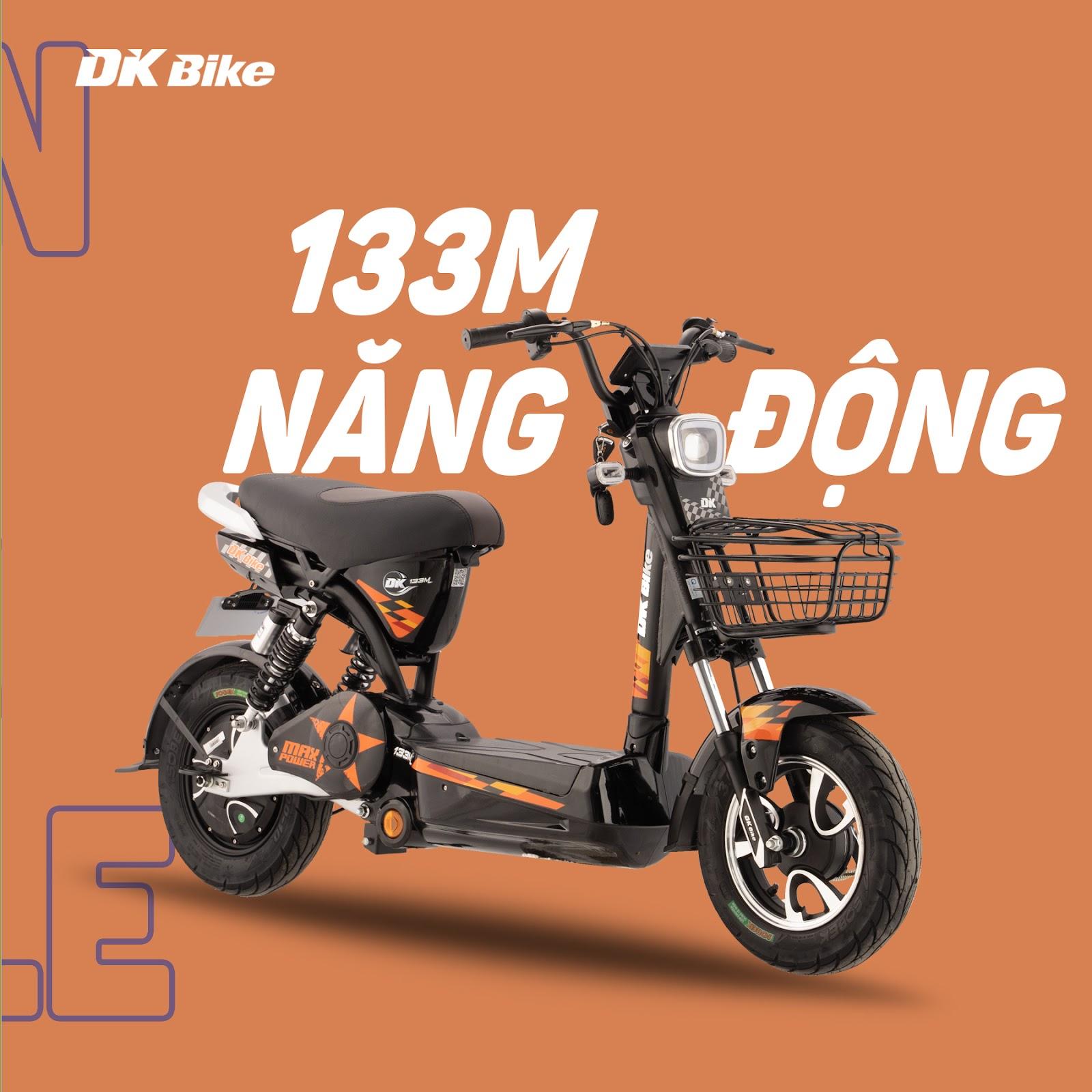 Tìm hiểu thêm xe điện DK 133M