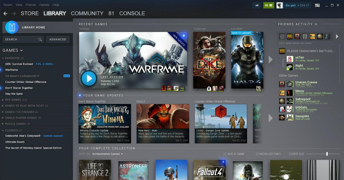ข่าวใหญ่สะเทือนวงการ Steam ประกาศอัพเดทครั้งใหญ่หลังมีอายุครบ 18 ปี4