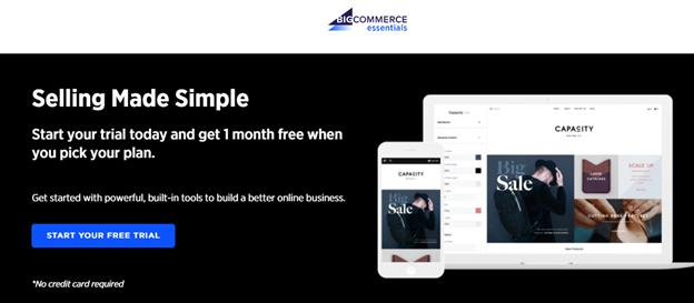 BigCommerce affiliate marketing program