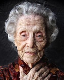 Ora Reed-Holland, age 114