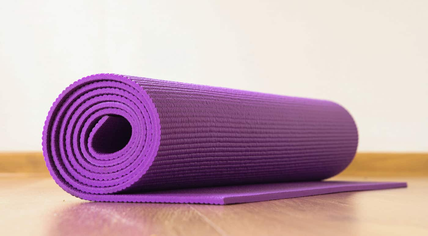 The Top Yoga Mat For 2020 Travel Reversible Hot Yoga Rave Reviews