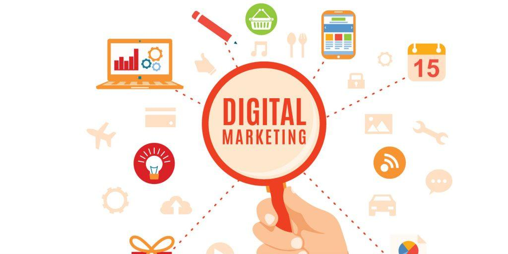 Kết quả hình ảnh cho Khóa học digital marketing online