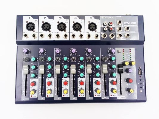 Weymic Professional Mixer