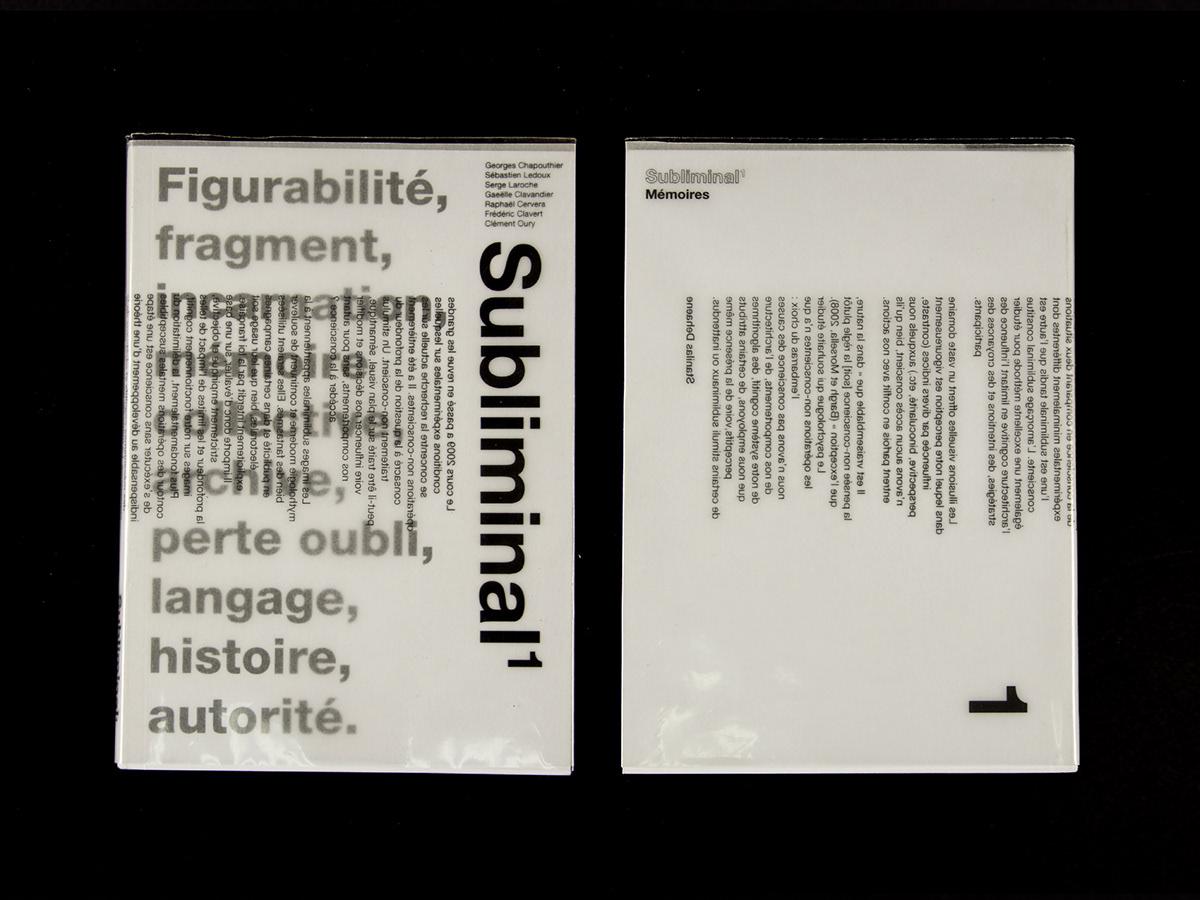 Subliminal Editorial Design 3